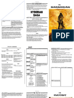 HyborianSaga Playbooks for Apocalypse World