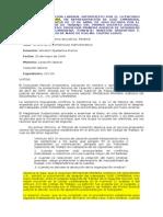 Casación - Autorización de Despido -Fuero Sindical - Inviable - No Admisible