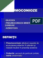 2.Pneumoconioze