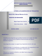 tecnicasparalaelaboraciondepreguntas-100407124705-phpapp02
