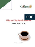 Diagnóstico Sector Café Ecuador Enero 2011