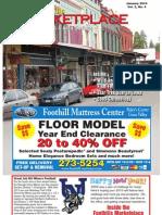 Foothills Marketplace - December 2009