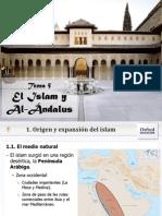 tema 5 Islam y Al-andalus