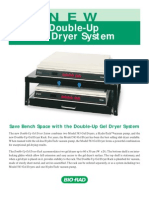 Double Up Gel Dryer System