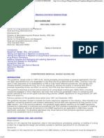 Compressed Medical Gases Guideline