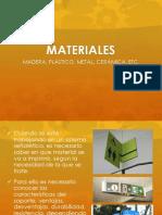 11. Materiales