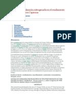 Niveles de Fertilización Nitrogenada en El Rendimiento de Grano de Arroz Capirona