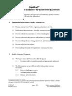 Rj Quality Assurance Guidelines Pharma
