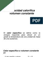 Capacidad calorífica volumen constante expocicion.pptx
