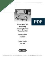 Semi Dry Transfer Cell Instructions
