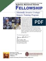 2014 2015 Mini Fellowship Brochure