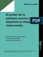 Maria Teresa Sanchez Carmona - Jodorowski