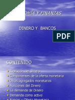 Dinero y Bancos, Política Monetaria
