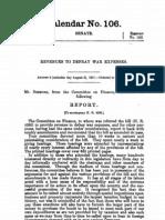 Senate Report 65-103