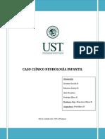 Caso Clinico Neuro Infantil
