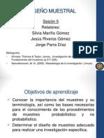 Diseño Muestral (1)