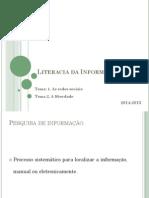 Literacia da Informação - Redes Sociais - Liberdade