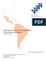 T023600005624-0-Debt Burden and Fiscal Sustainability in the Caribbean Region (Updated Notes) Add 1