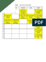 Reserva de Salas DIE - Noviembre 2014