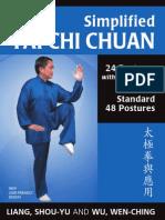 Simplified Taichi Chuan