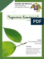 Termodinámica y Economía