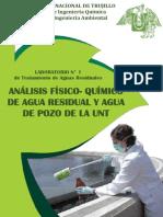 Analisis Fisco Quimico de Agua Residual