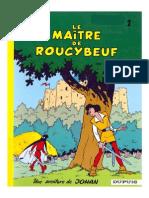 Johan Et Pirlouit 02 - Le Maître de Roucybeuf