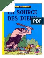 Johan Et Pirlouit 06 - La Source Des Dieux