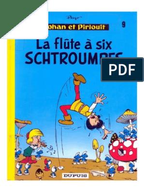 FLUTE TÉLÉCHARGER SIX SCHTROUMPFS A LA