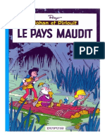 Johan Et Pirlouit 12 - Le Pays Maudit
