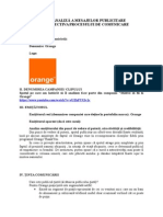 Fisa 1 Proces Comunicare Orange