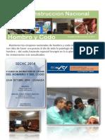 Crónica V Curso Instruccion SECHC Granada Oct 2014