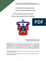 ANALISIS Y EVOLUCION DEL FEDERALISMO HACENDARIO MEXICANO.pdf