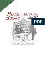 Arquitectura y Ciudad- Universidad Complutense de Madrid