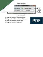 Trabajo Estructurad e Datos, Con La Documentacion