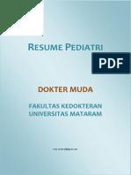 Pediatri - Resume Pediatri (DM FK UNRAM).pdf