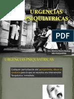 presentacion urgencias psiquiatricas