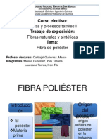 FIBRA POLIÉSTER