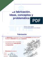 1. Introducción Sistemas de Fabricación