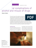 Neurological Complications of Alcohol and Misuse of Drugs