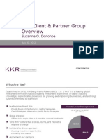 Client and Partner Group Overview