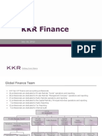 Finance Overview