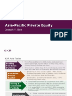 KKR Global Private Equity Overview - Asia Pacific