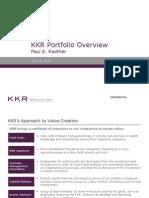 Private Equity Portfolio Overview