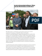 Despiden a Dugin de La Universidad de Moscú