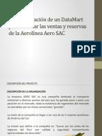 Data Mart - Aero S.A.C