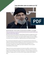 Discurso de Hassan Nasrallah Sobre Los Takfiris De