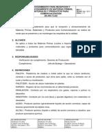 DC-PR-7.5-02 Procedimiento Recepcion y Alm Materias Primas