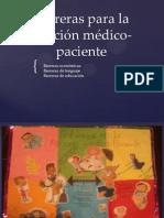Barreras Para La Relación Médico-paciente