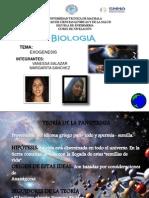 Exogenesis Biologia